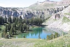 Marion Lake Views- Grand Tetons - Wyoming - USA