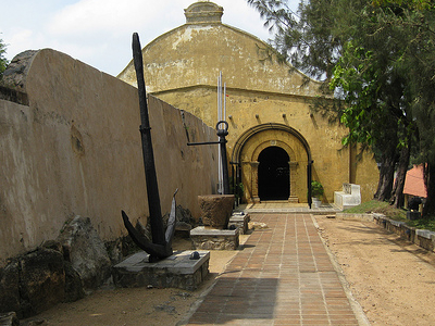 Maritime Museum - Galle Fort