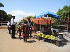 Marjorie Point Corn Vendor - Mahabaleshwar - Maharashtra - India