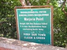 Marjorie Point - Mahabaleshwar - Maharashtra - India
