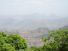 Marjorie Point Scenic View- Mahabaleshwar - Maharashtra - India