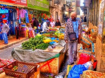 Market Day In Riyadh