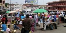 Market Of Kumasi