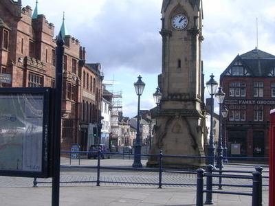 Market  Square   Penrith