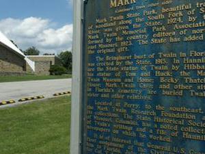 Lugar de nacimiento Marcos Twain State Historic Site