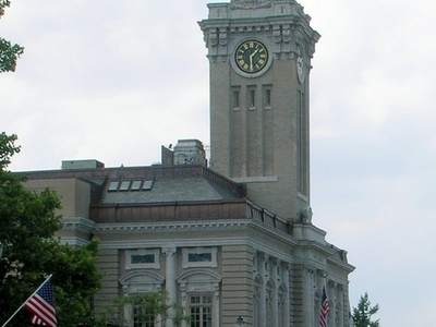 Marlborough  Mass City Hall