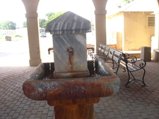 Marlin Mineral Water Fountain