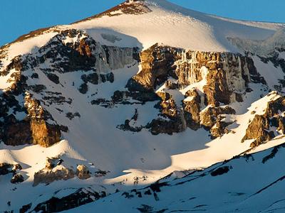 Marmolejo Summit