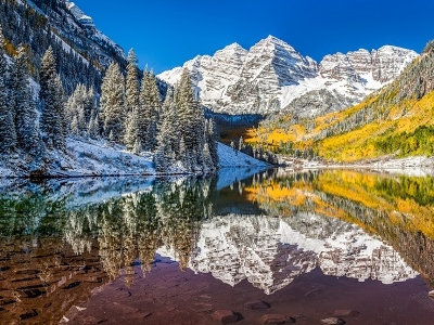 Maroon  Bells  Aspen CO