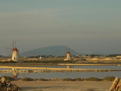 Marsala Salt Ponds