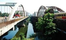 Marthandavarma Bridge Aluva