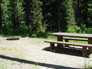 Martin Creek Campground