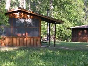 Martin Dies Jr Campground