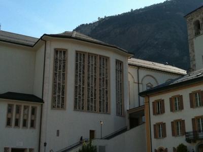 Martinskirche  Visp