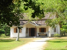 Martin Wickramasinghe Ancestral House