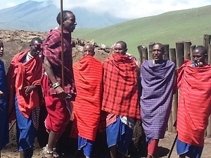 Budget Ngorongoro And Tarangire Camping Safari