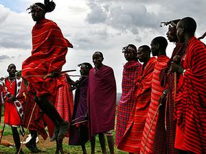 Kenya Spectacular Safari Fotos
