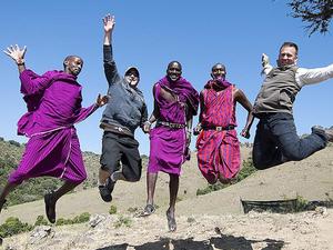 3 Days Masai Mara Medium Group Package Fotos