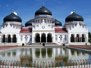 Baiturrahman Gran Mezquita