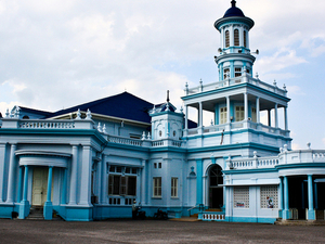 Sultan Ibrahim Jamek Mosque