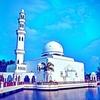 Masjid Terapung - Kuala Terengganu