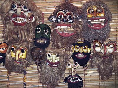 Masks In Ambalangoda
