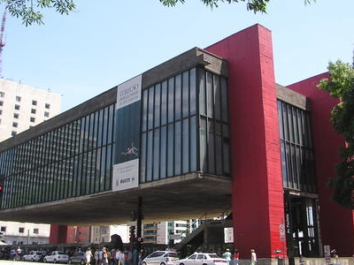 Masp So Paulo Museum Of Art