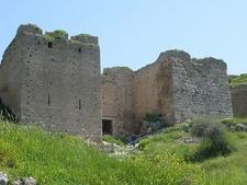 Massive Second Entrance To Acrocorinth