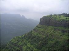 Matheran-Deep Valley