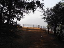 Matheran Monkey Point - Maharashtra - India