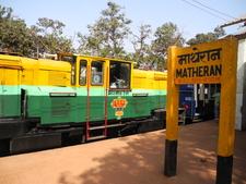 Matheran Railway Station - Maharashtra - India