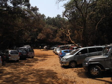 Matheran Trail Parking Lot - Maharashtra - India