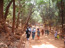 Matheran Trail Walkway - Maharashtra - India
