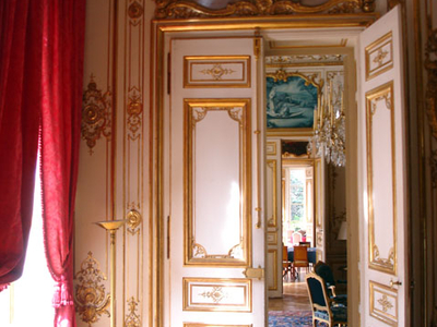 Hôtel Matignon: Interiors