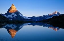 Matterhorn Peak - Zermatt Switzerland