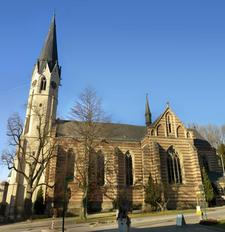 Mauerkirchen Parish Church, Upper Austria, Austria
