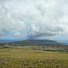 Maunga Terevaka Distant View - Easter Island