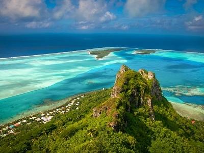Maupiti - Leeward Islands