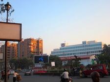 Maurya Lok And Twin Towers