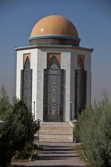 Mausoleum Of Mirwais Sadiq Khan