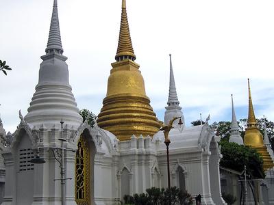 Mausoleum Of Savang Vadhana