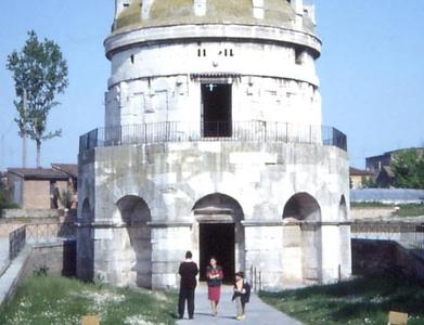 Mausoleum Of Theodoric Entrance