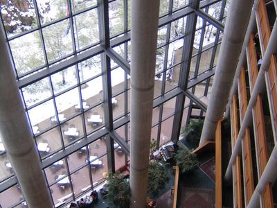 Snowbird Inside Lodge