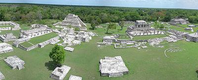 Mayapan Panorama - Yucatán - Mexico
