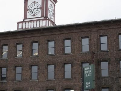Maynard  M A  Clock  Tower  Place