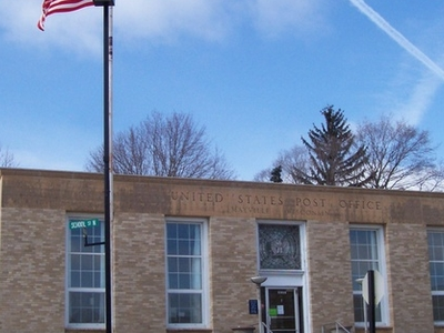 Mayville Wisconsin Post Office