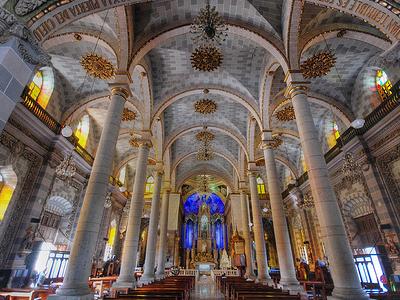 Mazatlan Church - Sinaloa