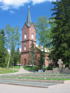 Church Of Mantsala