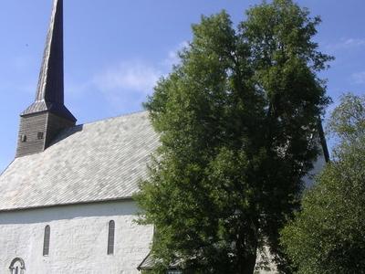 Medieval Maere Church