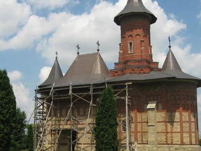 Monastery Popauti